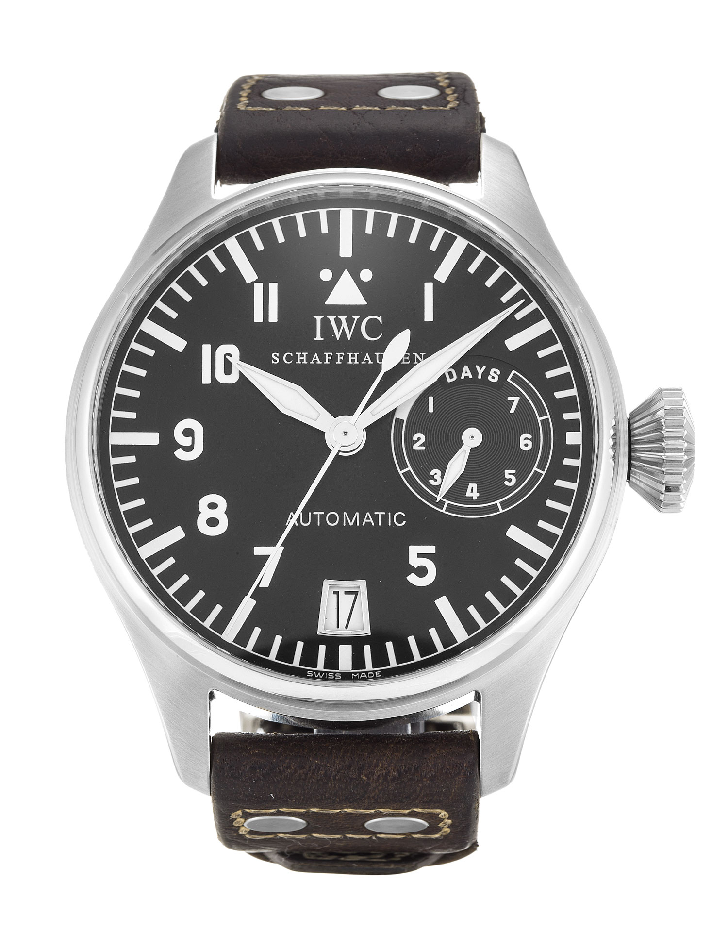 The classical iwc pilot s chronograph replica watch best replica watches amazing fake for Replica watches